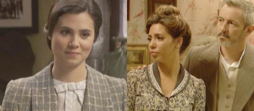 Il Segreto, trame spagnole: Maria confida ad Emilia di voler tornare con Gonzalo
