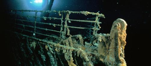 Titanic se deteriora com o passar dos anos. (Arquivo Blasting News)