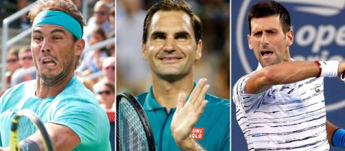 US Open tennis 2019 : How Federer, Djokovic, Nadal still rule - nypost.com
