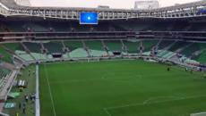 Palmeiras x Fluminense: escalações, desfalques e onde assisitir