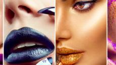 Maquillaje otoño 2019: La tendencia es hacia los tonos nude y labios morados y rojos