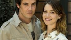 Ex-namorados, Sérgio Guizé e Nathalia Dill se evitam nos bastidores de novela, diz colunista