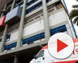A menina pulou do 1º andar de prédio. (Divulgação/Secretaria de Saúde do Ceará)