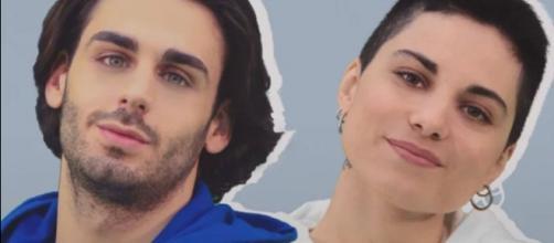 Amici Celebrities: Alberto Urso e Giordana Angi a capo di 'Bianchi' e 'Blu'.