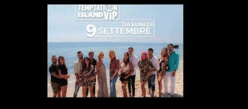 anticipazioni e news temptation island vip 2019