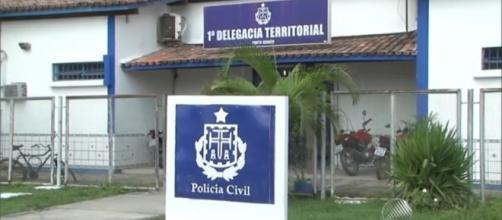 Bebê morreu ao cair em piscina. (Reprodução/TV Bahia)