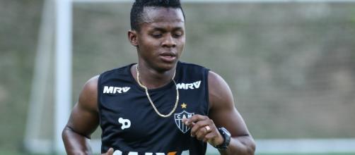 Cazares é acusado por jovens que estavam em sua casa. (Bruno Cantini/Atlético-MG)