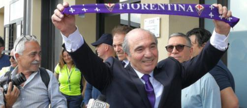 Commisso, patron della Fiorentina