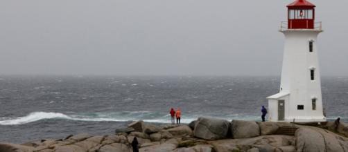 El huracán Dorian tocó tierra en Canadá, cerca de Cape Race. - infobae.com