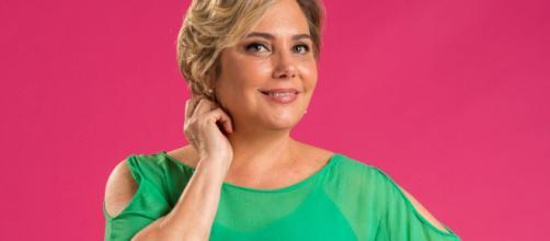 Heloísa recebeu o apoio e carinho das amigas de profissão. (Divulgação/ TV Globo)