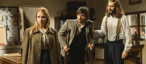 Il Segreto anticipazioni: Isaac apprende che Antolina lo aveva tradito con Juanote