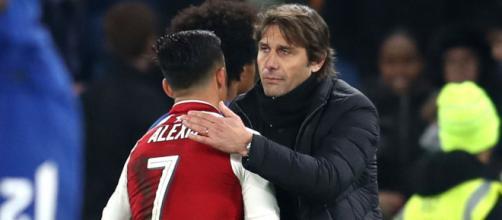 Inter, Conte pronto ad affidarsi a Sanchez