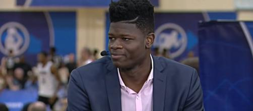 Mo Bamba has emerged as a potential trade target for the Raptors – image credit: ESPN/youtube