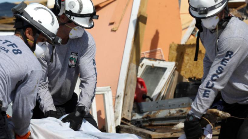 Más de 50 muertos dejó el ciclón Dorian en las islas Ábaco y Gran Bahama