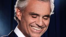 Andrea Bocelli, il concerto al Teatro del Silenzio di Lajatico il 14 settembre su Rai 1