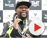 Floyd Mayweather claims a second Mayweather vs. Pacquiao is coming in Tokyo – image credit: FightHype/youtube