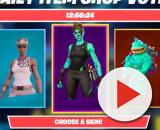 "Item Shop voting has come to ""Fortnite Battle Royale."" Image Credit: FriendlyMachine / YouTube screencap"