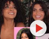 Les Marseillais vs Le Reste du Monde 4 : Nathanya et Anissa clashent Carla, Maeva Ghennam, Hilona et Illan en interview.