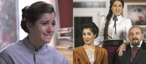 Anticipazioni Una Vita: Rosina scopre di essere figlia di Maximiliano