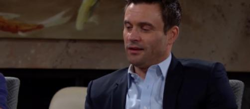 Fans want to know if Daniel Goddard is still on Y&R.(Image asource:The Young and the Restless-YouTube screencap)