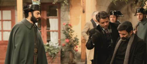Il Segreto, trame al 21 settembre: Don Berengario e Carmelo nei guai