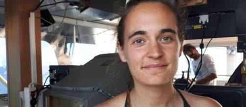 Carola Rackete parla a 'Repubblica'