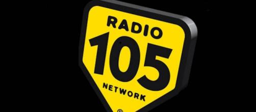 Logo radio 105 network De Robertis