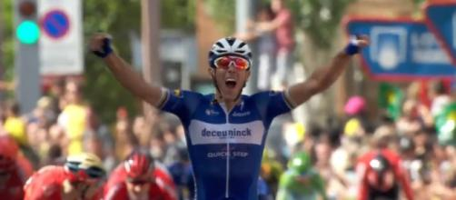 Philippe Gilbert, seconda vittoria di tappa in questa Vuelta Espana