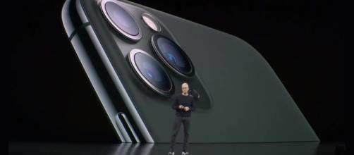 Presentazione di iPhone 11 Pro