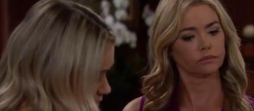 Shauna and Flo May Perdue Ridge and Wyatt. [Image Source: CBS/YouTube]