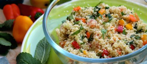 Tabule, la ensalada árabe de cuscús. - pinterest.com