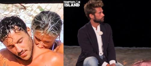Temptation Island, Sabrina incinta?