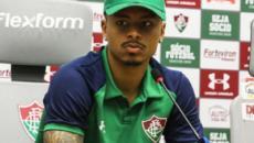 Exames descartam fratura, mas Allan segue como dúvida no Fluminense