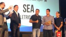 Favignana: Premio Eccellenze conferito alla Società Elettrica dell'Isola