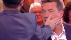 Cyril Hanouna blessé par Benjamin Castaldi en direct