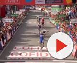 La vittoria di Philippe Gilbert dopo una tappa corsa ad oltre 50 di media