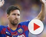 Lionel Messi (Foto: barcablaugranes.com)