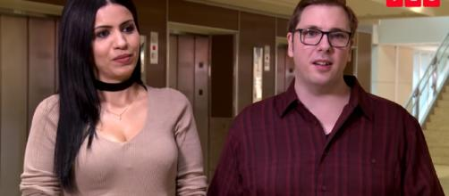 '90 Day Fiance': Colt Johnson spurs engagement rumors with his Brazilian-born girlfriend. [Image Source: TLC/YouTube]