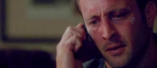 Alex O'Loughlin as Steve McGarrett image via Kristy Henderson/YouTube Screencap