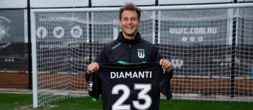 Diamanti: 'Vorrei giocare per Mihajlovic, è un grande e merita il rispetto di tutti'