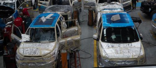 El aumento de la criminalidad en México hizo crecer el blindaje de autos. - diarioelpopular.com