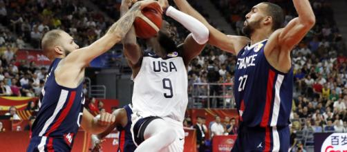 France stuns Teams USA at FIBA World Cup - yahoo.com