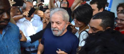 Lula diz que governo Bolsonaro só destrói. (Rovena Rosa/Agência Brasil)