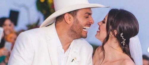 Mano Walter e Débora Silva se casam. (Reprodução/Instagram/@mano_walter)