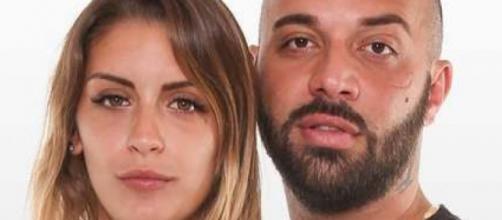 Damiano Er Faina e Sharon, partecipanti di Temptation Island Vip