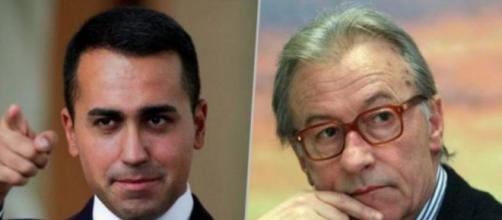 Vittorio Feltri attacca il leader M5S Di Maio
