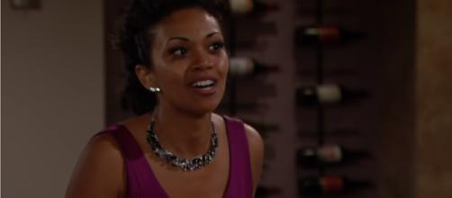 'Y&R': Mishael Morgan might make unexpected comeback, Amber Sinclair's recast on the cards. Image credit: The Emmy Awards/youtube screenshot