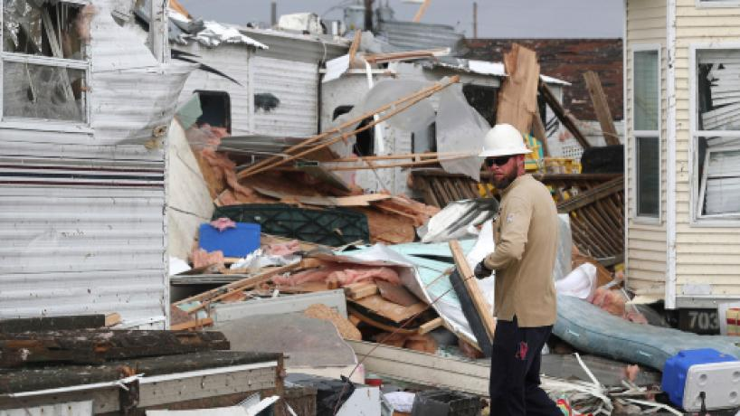 Gobierno de Las Bahamas anunció que hay 2.500 desaparecidos por el ciclón Dorian