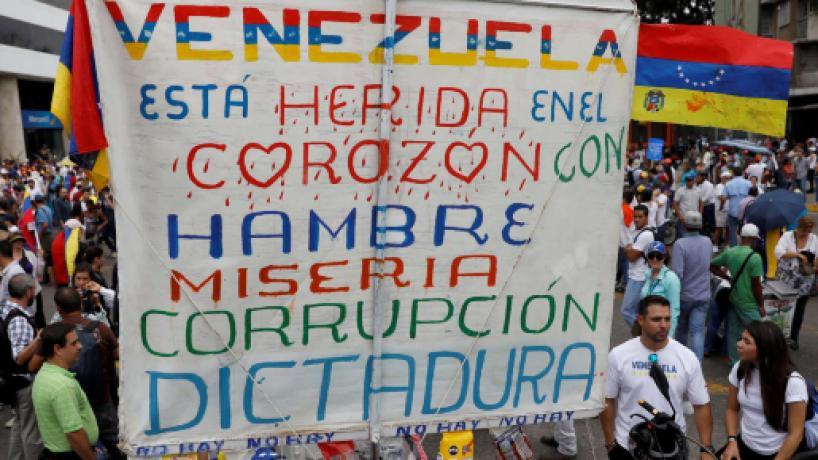 México rechaza intervención de Venezuela ante la OEA