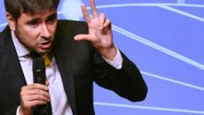 Di Battista è scettico per il nuovo governo: 'Pd partito garante di questo sistema'